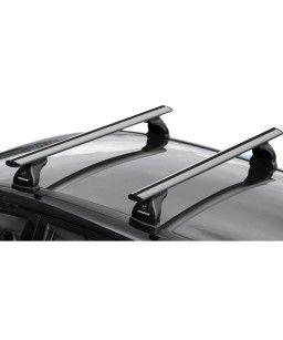 Barres de toit pour Fiat Tipo