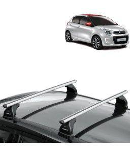 Barres de toit pour Citroën C1