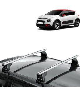 Barres de toit pour Citroën C3